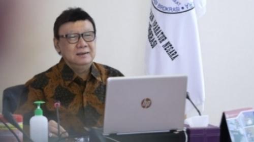 KPK Kembalikan Status 75 Pegawai yang Tak Lolos TWK ke Kemenpan RB, Tjahjo: Dasarnya Apa?