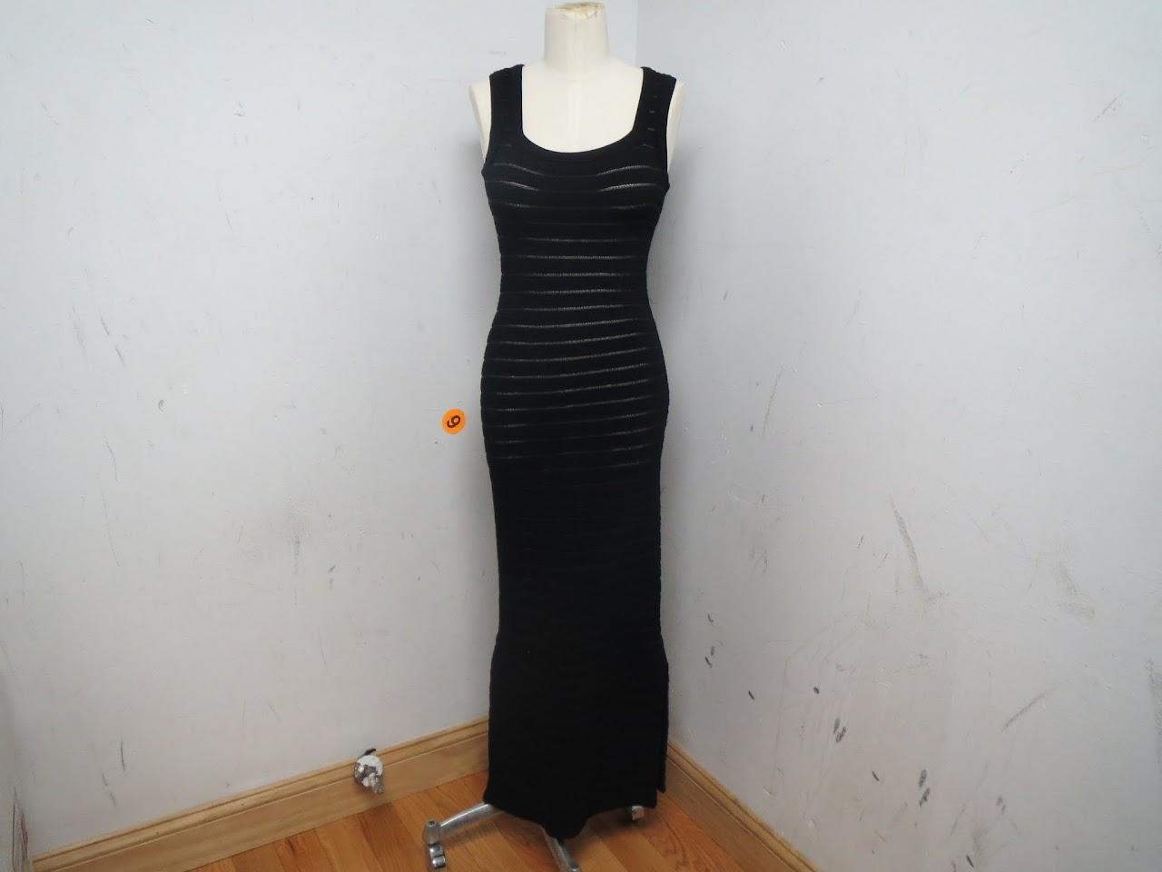 Alaia Paris Little Black Dress