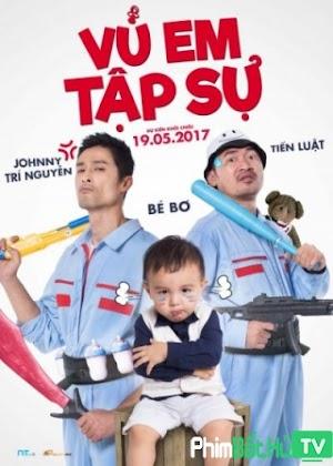 Phim Vú Em Tập Sự - Vu Em Tap Su (2017)