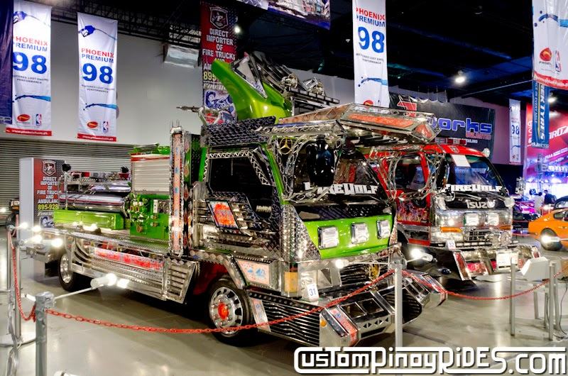 Dekotora Fire Trucks by Fire Wolf Motors Custom Pinoy Rides Car Photography Manila Philippines pic3