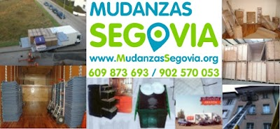 Empresa mudanzas Segovia