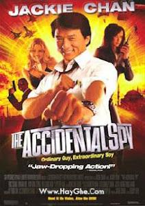 Gián Điệp Không Chuyên - The Accidental Spy poster