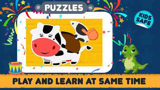 ABC Song - Rhymes Videos, Games, Phonics Learning 3.55 screenshots 4