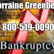 Law Office of Lorraine M Greenberg, Rolling Meadows, Bankruptcy & Lawyer