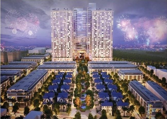 """Địa ốc phía Tây Thủ đô """"dậy sóng"""" với những dự án lớn mới"""