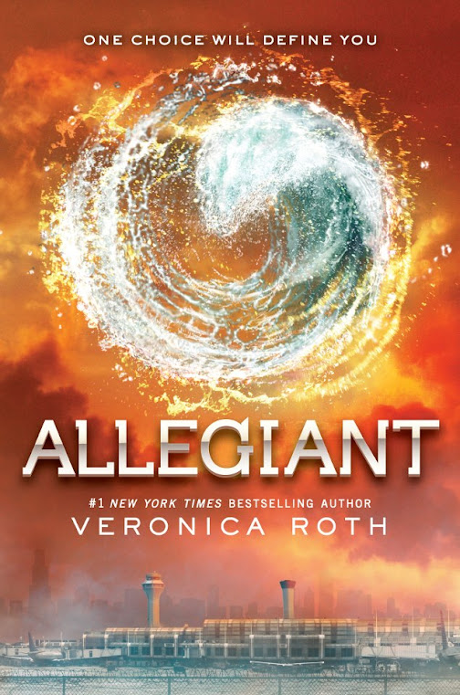 Allegiant Cover Reveal Divergent Book 3 by Veronica Roth