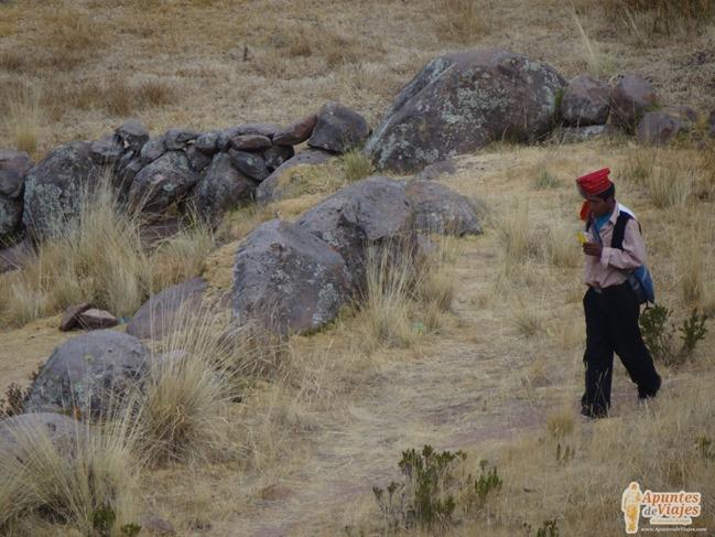 Viajar Lago Titicaca Perú 10