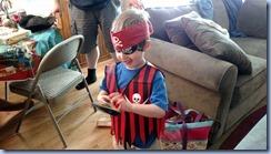 Oliver's Birthday Fun