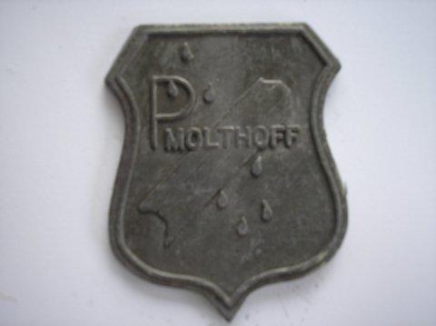 Naam: P. MolthofPlaats: Wijk bij DuurstedeJaartal: 1997