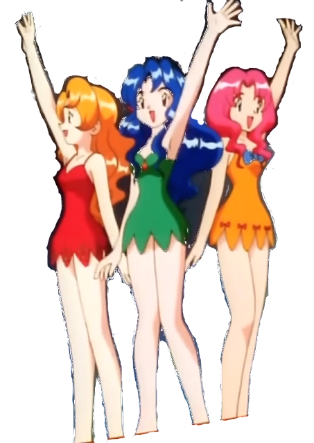 misty's sisters