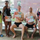 2015 Afzwemmen B diploma Volwassenen