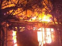 Kebakaran Rumah di lasem