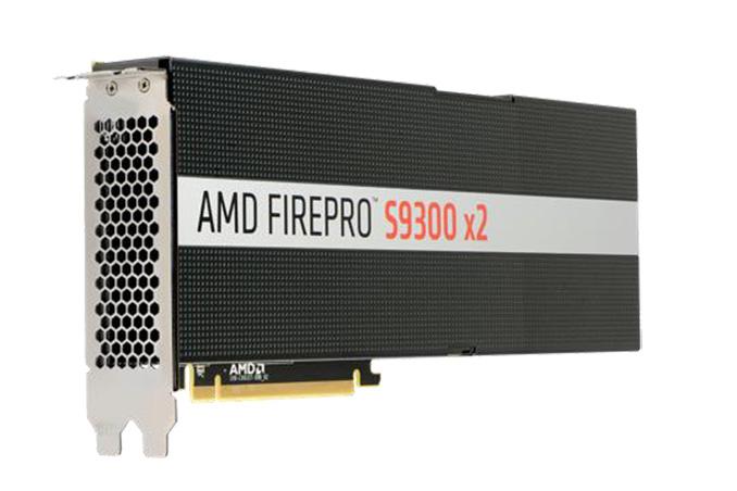 FirePro S9300 X2 Server
