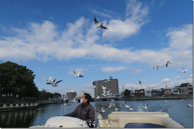 四國德島 葫蘆島周遊船 新町川水際公園 (39)