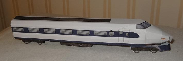 1984 Shinkansen Série 100 - JR
