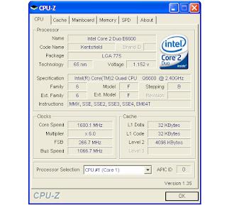 Software Untuk Test Hardware Komputer Anda