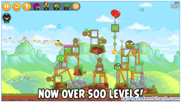 tìm hiểu về game Angry Birds