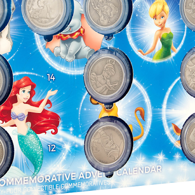 Disney Coin Advent
