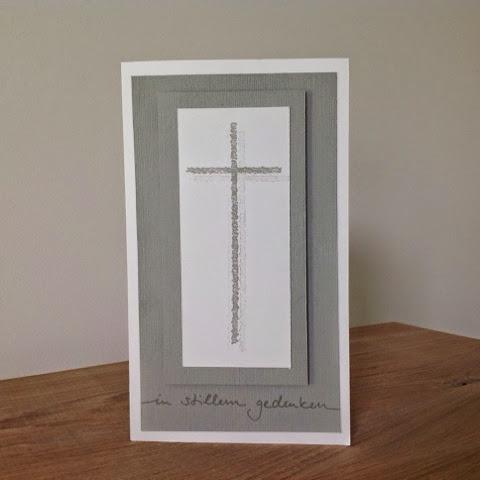 Heindesign Stempel Kreuz