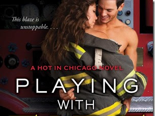 Review: Playing With Fire (Hot in Chicago #2) by Kate Meader
