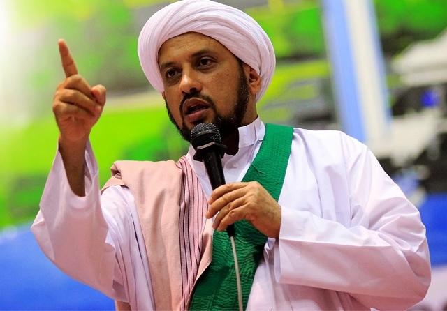 Soal Ajakan Demo, Habib Taufik: Ada yang Mencatut Nama Saya