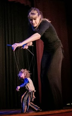 Intensive marionette training!