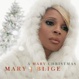 CD Album Cover A Mary Christmas