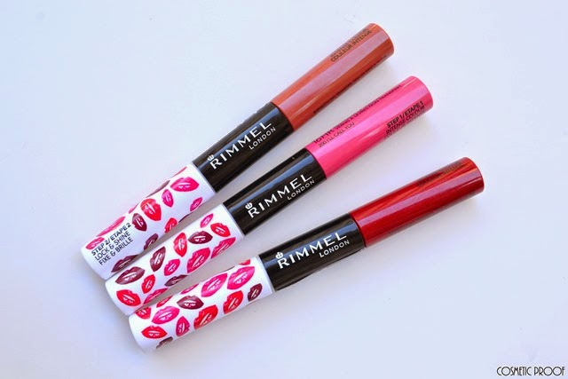 Rimmel London Provocalips 16 Hour Kiss Proof Lip Colour Review Swatches (5)