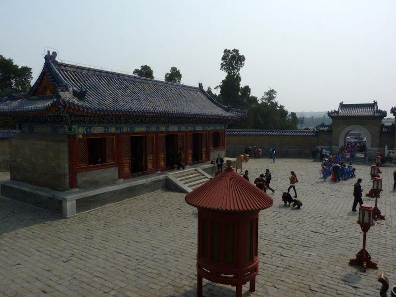 PEKIN Temple Tian tan et une soirée dans les Hutongs - P1260888.JPG