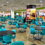 Food Court in Malakka
