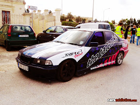 BMW E36 Drift Car