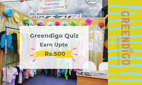 Greendigo organic clothing quiz (only for MAADsters)