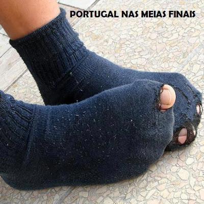 Portugal nas meias finais...