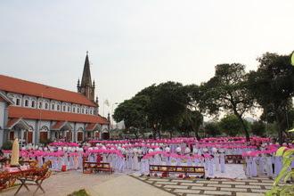 Giáo xứ Sào Lâm khai mạc Tháng Hoa, năm 2016
