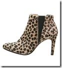 Weekend MaxMara Leopard Print Ankle Boot