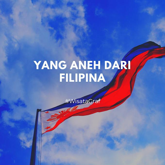 Menjadi Tuan Rumah Sea Games 2019, Inilah 5 Hal Aneh yang Hanya ada di Filipina