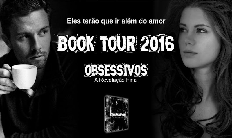 BOOKTOUR #01 - OBSSESSIVOS