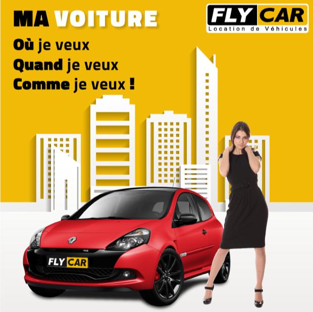 Location de voiture fly car