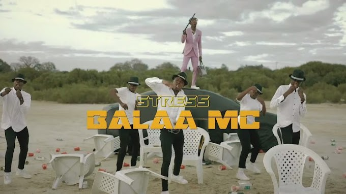 VIDEO: Balaa Mc – Stress || Mp4 Download