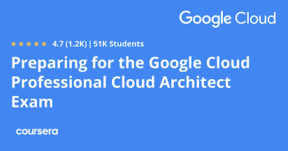 Best Coursera course for Google Cloud Architect Certification