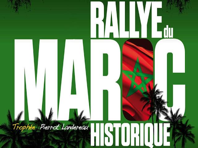 برنامج الدورة الرابعة للسباق الدولي للسيارات بالمغرب