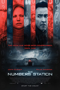 Trạm Số - The Numbers Station poster
