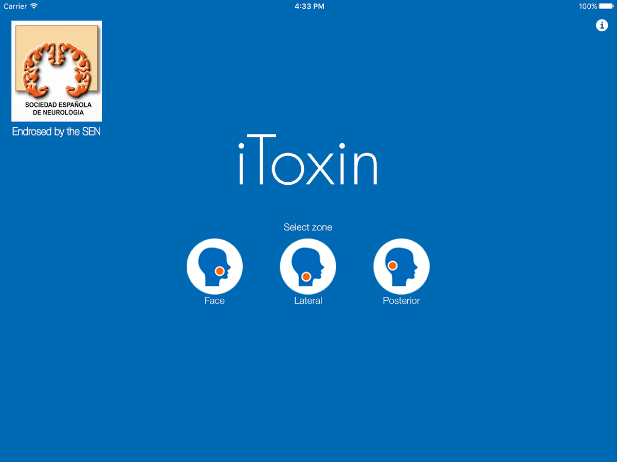 iToxin- screenshot