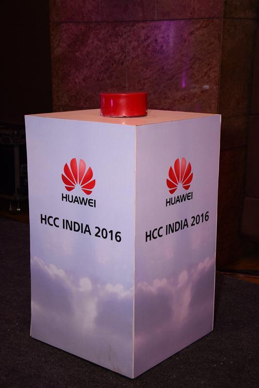 Huawei Cloud Congress India 2016 - 12