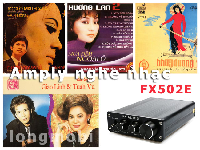 amply nghe nhac ky thuat so fx 502e pro