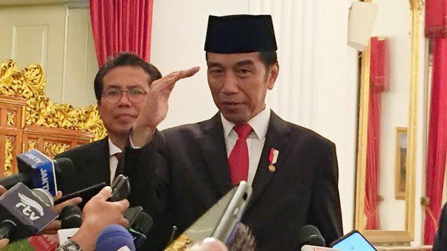 'Kufur Nikmat' Jokowi Hanya Dalih Pemerintah Yang Gagal Naikkan Pertumbuhan Ekonomi