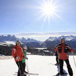 Dolomiti Skisafari -Alpe Lusia
