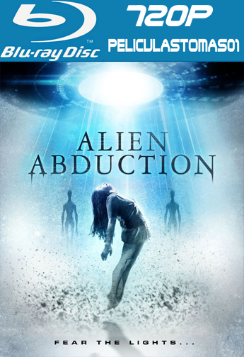 Alien Abduction (2014) BRRip 720p