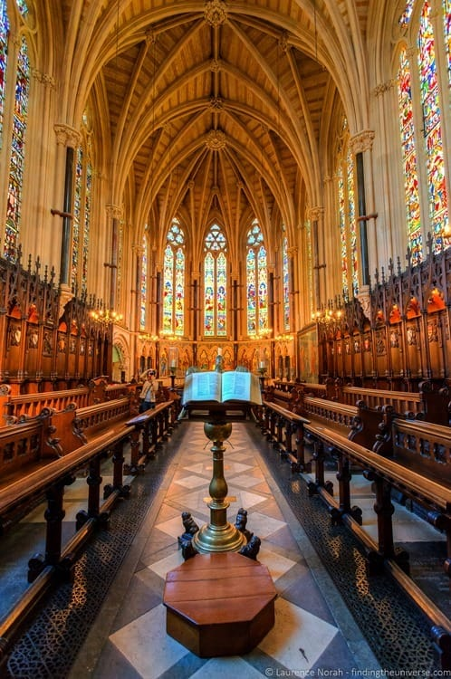 Exeter College Church oxford