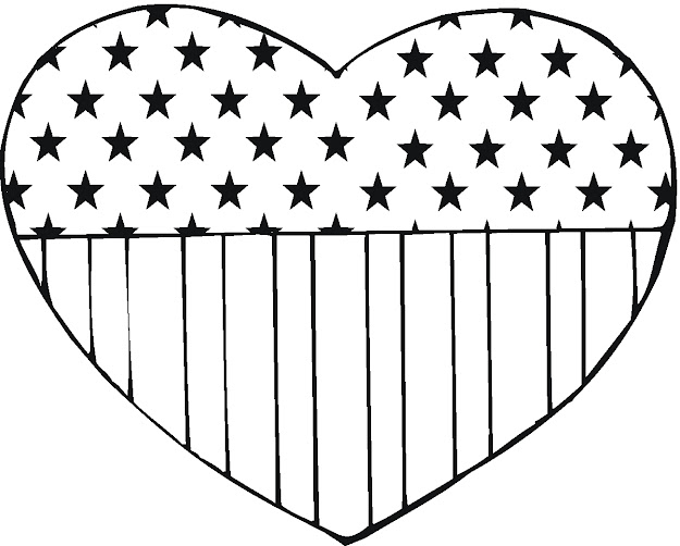 Coloring Pages With Hearts New